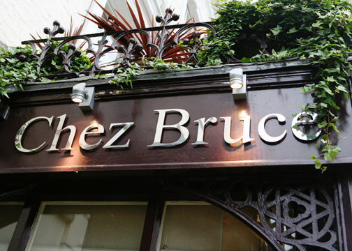 chez bruce
